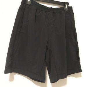 Lululemon Athletica Black Shorts L